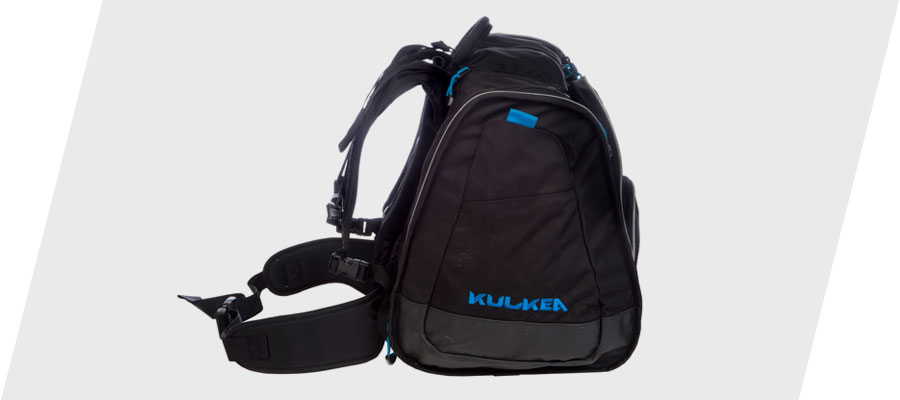 Kulkea Boot Trekker Ski Boot Bag Stow Away Straps