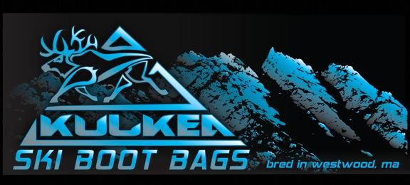 Kulkea Ski Boot Bags Banner