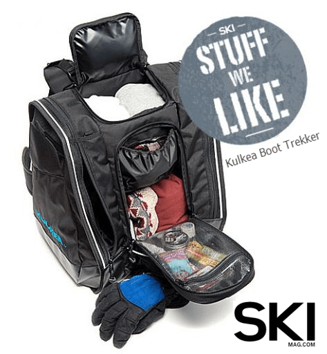 Kulkea boot trekker review ski magazine