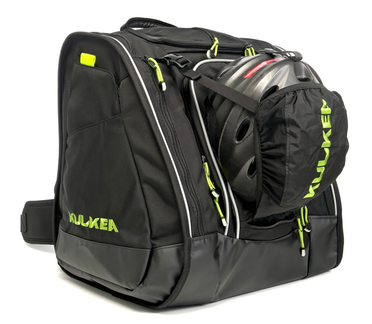 Ski Boot Bag Kulkea Boot Trekker Green Side