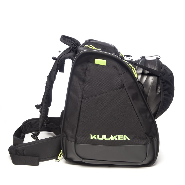 Best boot and Helmet bag black green