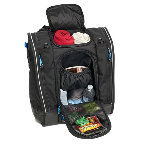 Big ski boot bag pockets