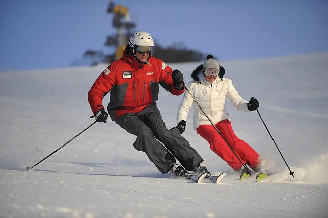 Perfect Ski Partner