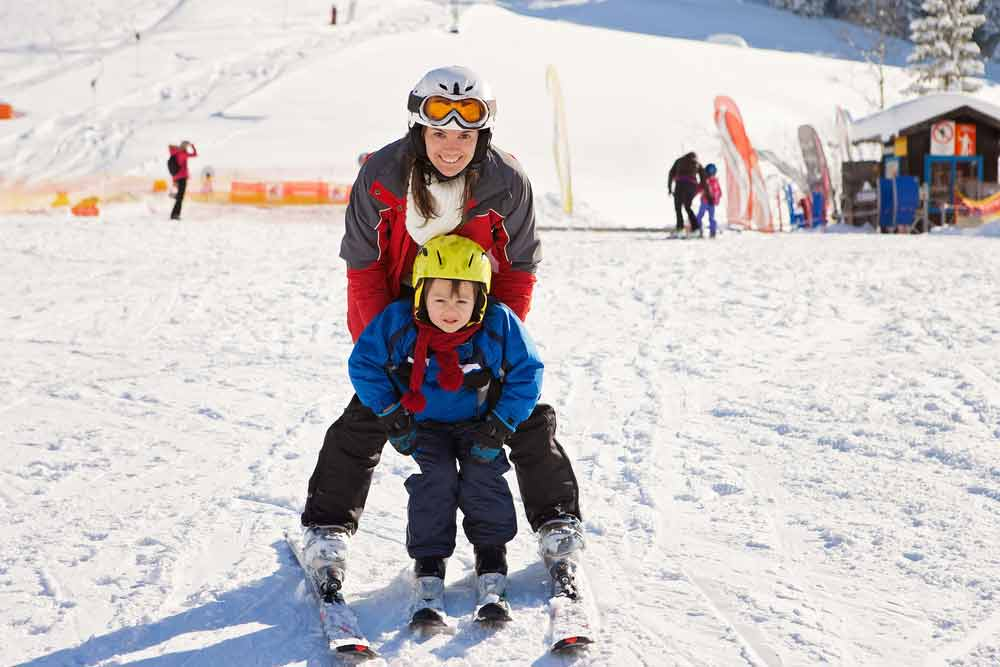 How To Get Kids Excited For Ski School