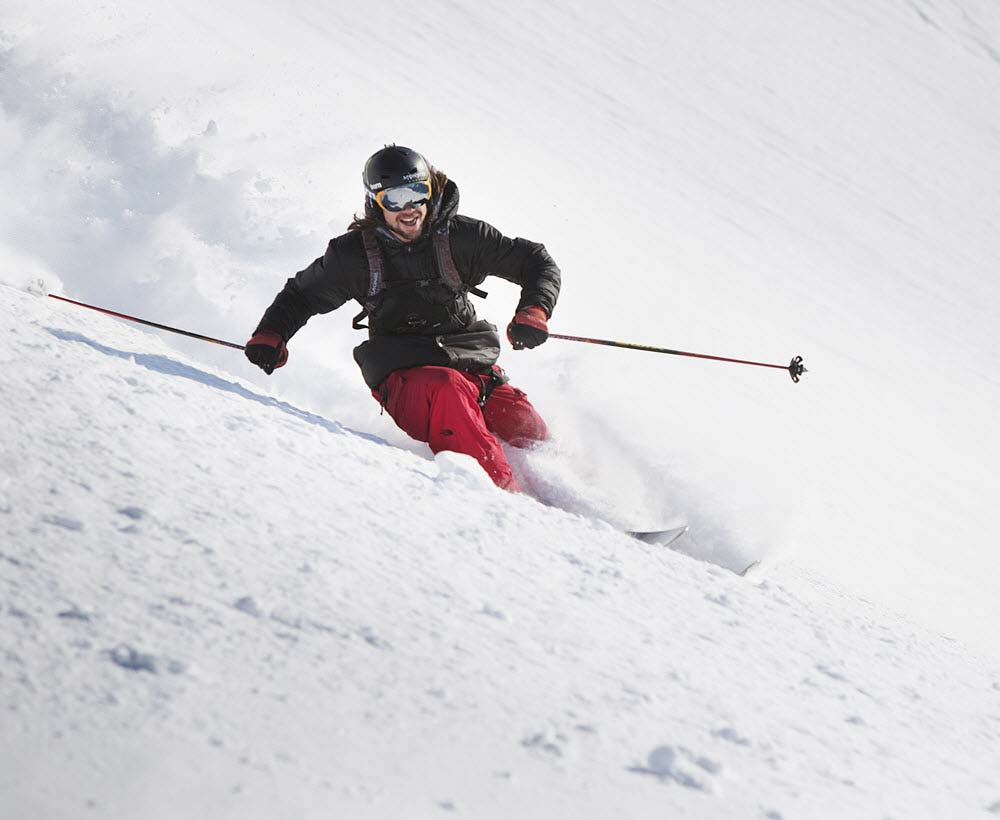 Skiing Advice Adult Intermediates