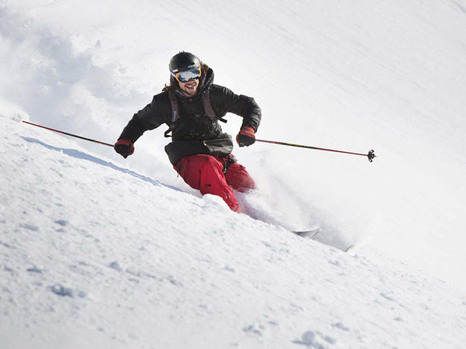 Skiing Advice Adult Intermediate Kulkea.