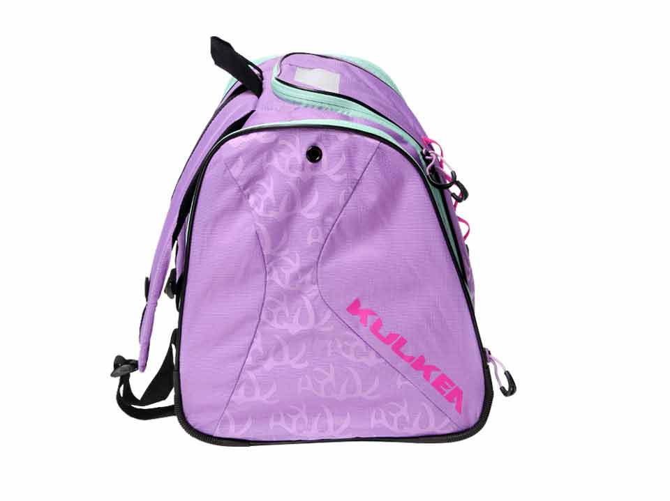 Girl Ski Boot Bag Pink Kulkea 9543