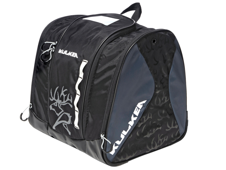 Junior Ski Boot Bag Kulkea Speed Star Black