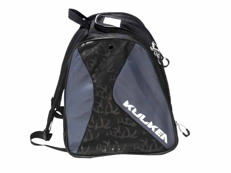 Kids Ski Boot Bag Black Kulkea 9532
