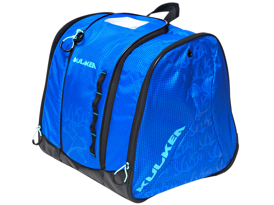 Kids Ski Boot Bag Boy Blue Kulkea 9520