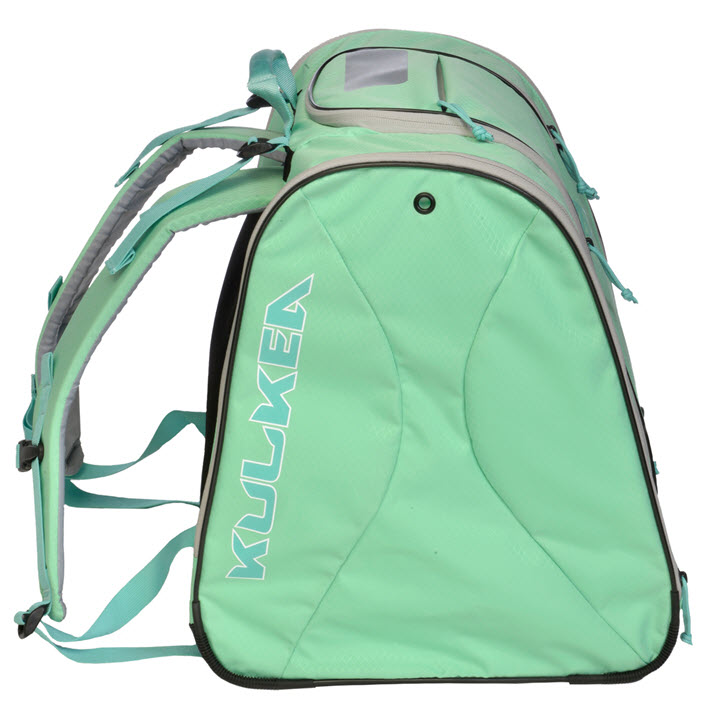 Kulkea Speed Pack Light Green Powder Blue Ski Boot Bag