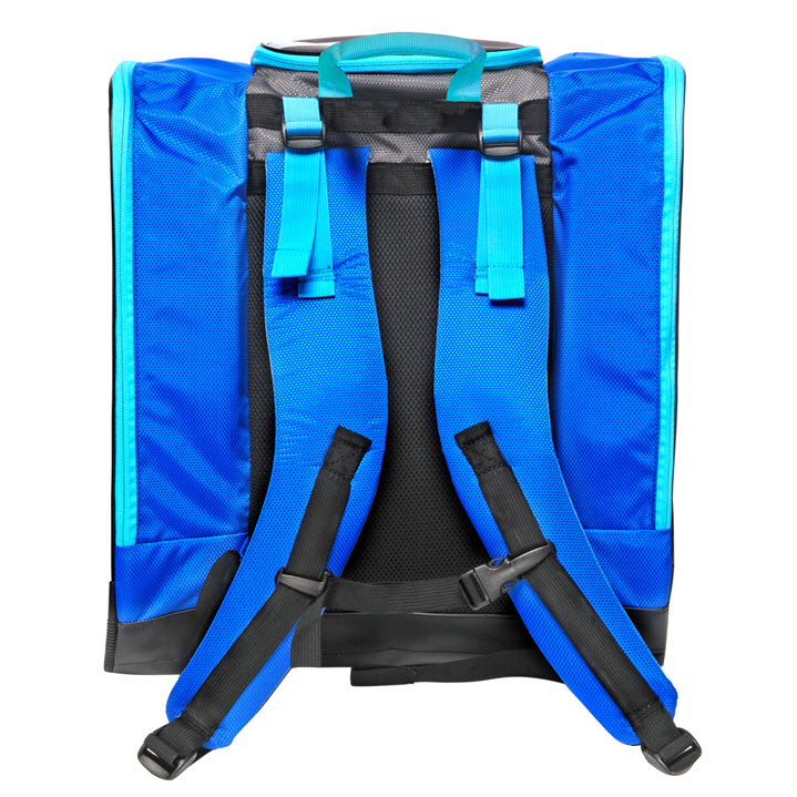 Kulkea Speed Pack Ocean Blue Grey Ski Boot Backpack