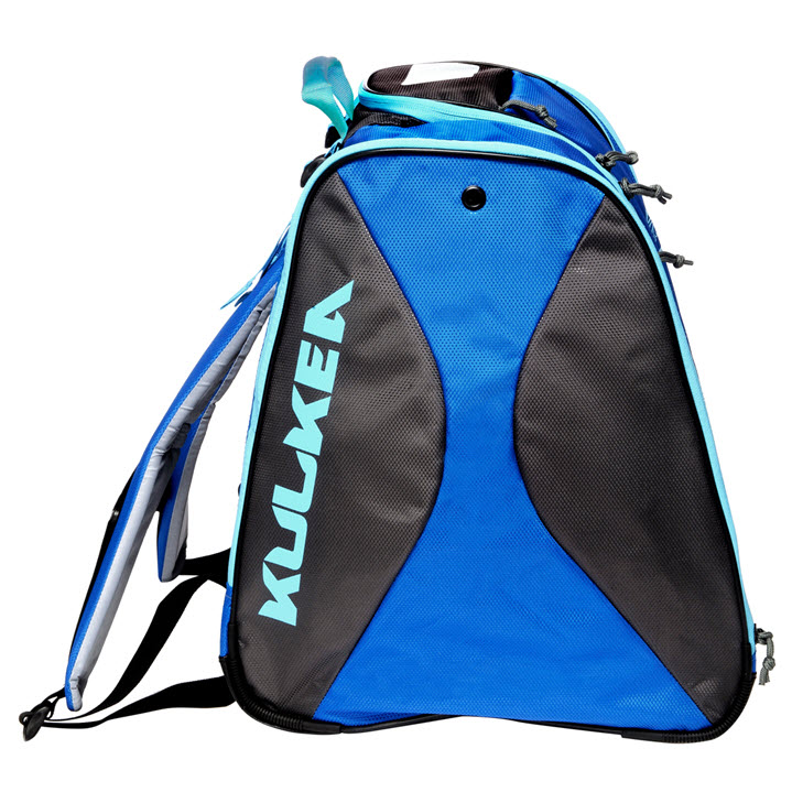 Kulkea Speed Pack Ocean Blue Grey Ski Boot Bag