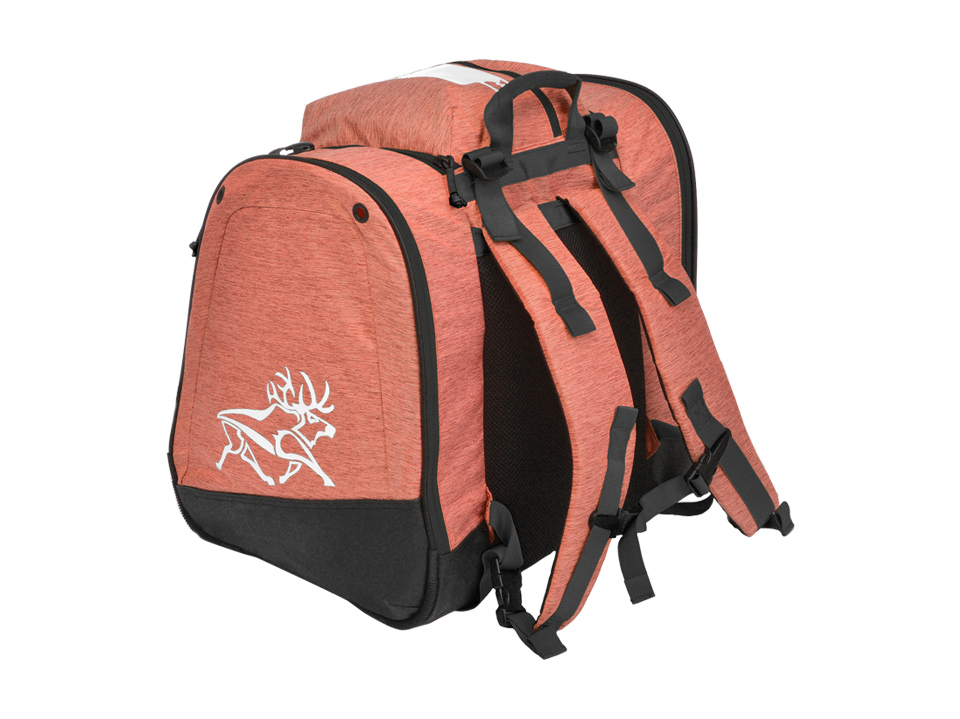 Ladies Ski Boot Bag Coral Kulkea 9744