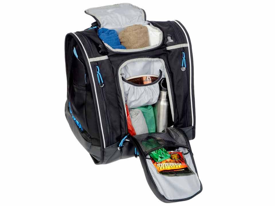 Large Ski Boot Bag Pockets Kulkea 8311