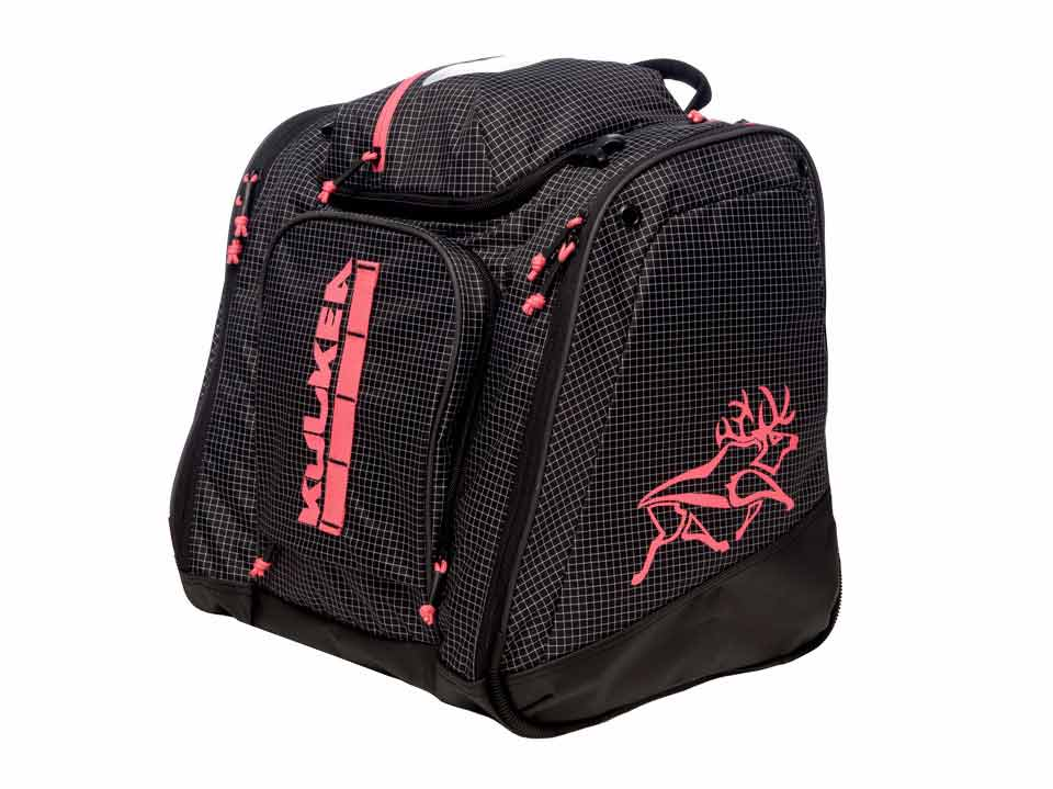 Pink Ski Boot Bag Powder Trekker Kulkea 3353