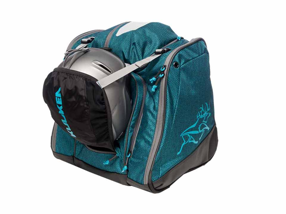 Ski Boot And Helmet Bag Powder Trekker 3547a