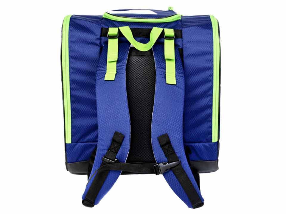 Ski Boot Backpack Kulkea Blue Green 836