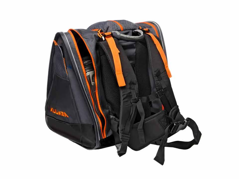 Ski Boot Bag Backpack Boot Trekker Kulkeaorange Grey