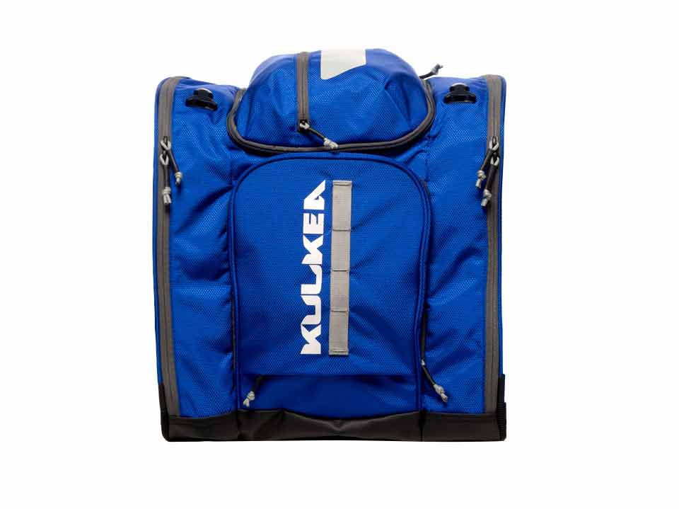 Ski Boot Bag Blue Powder Trekker Kulkea 3
