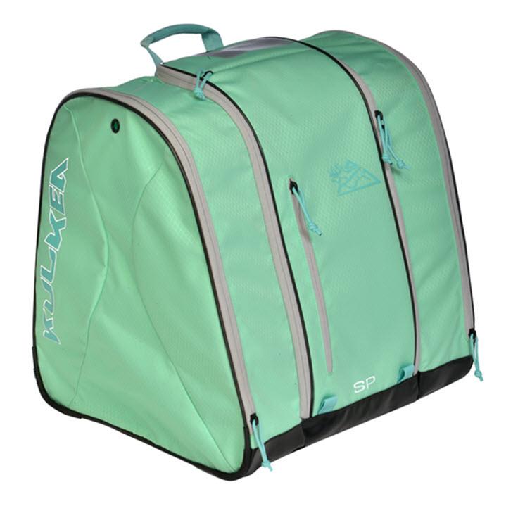 Ski Boot Bag Mint Green Kulkea Speed Pack