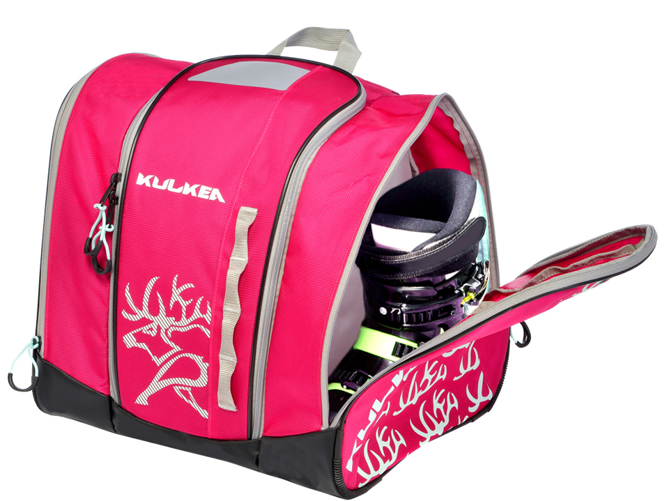 Speed Star Fuchsia Girls Ski Boot Bag Kulkea 9694