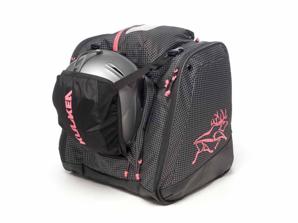 Woman Ski Boot Helmet Bag 3570
