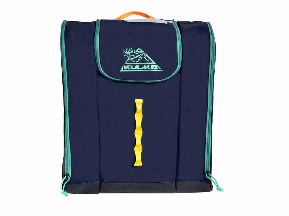 Blue Ski Boot Back Pack Talvi Kulkea 3233a