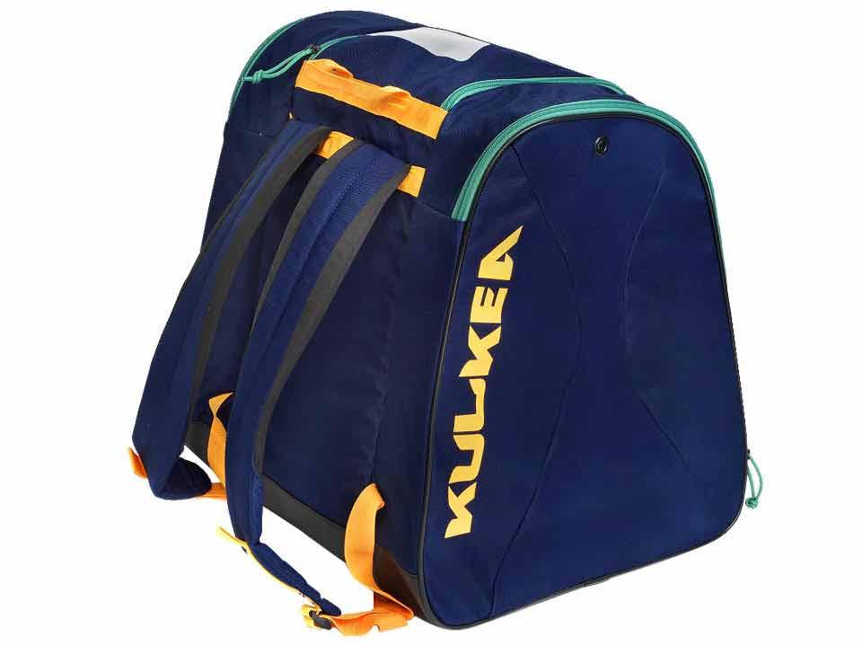 Blue Ski Boot Bag Talvi Kulkea 3245