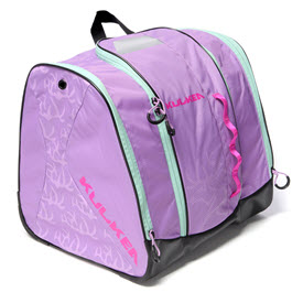 Kids Ski Boot Bag Pink Kulkea Speed Star 275