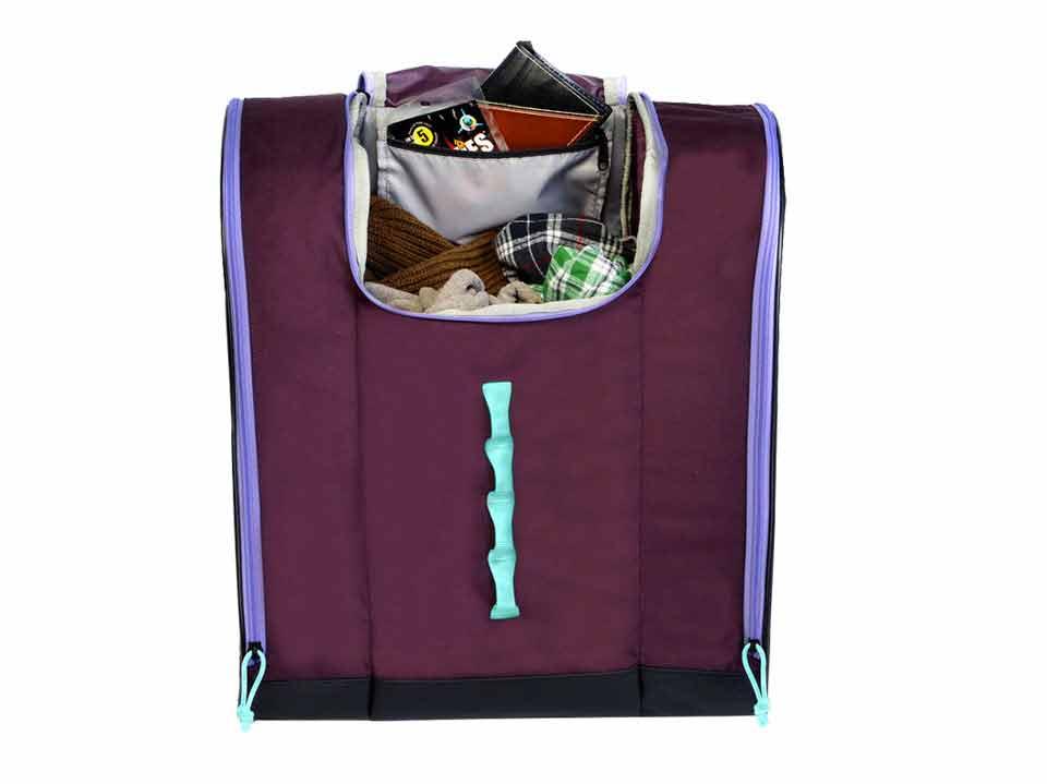 Plum Ski Boot Backpack Talvi Kulkea 3408