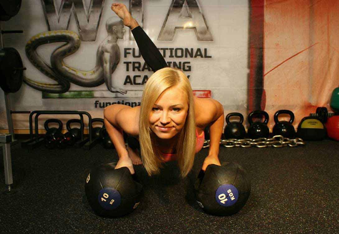 Six Exercises In Six Weeks