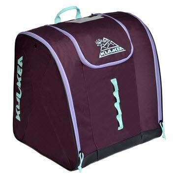 Purple Ski Boot Bag Kulkea Talvi 360