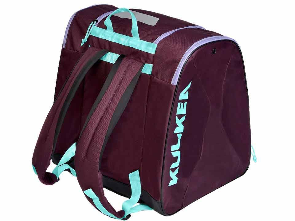 Purple Ski Boot Bag Talvi Kulkea 3400