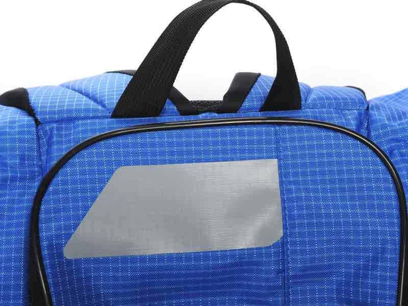 Ski Boot Bag Id Panel