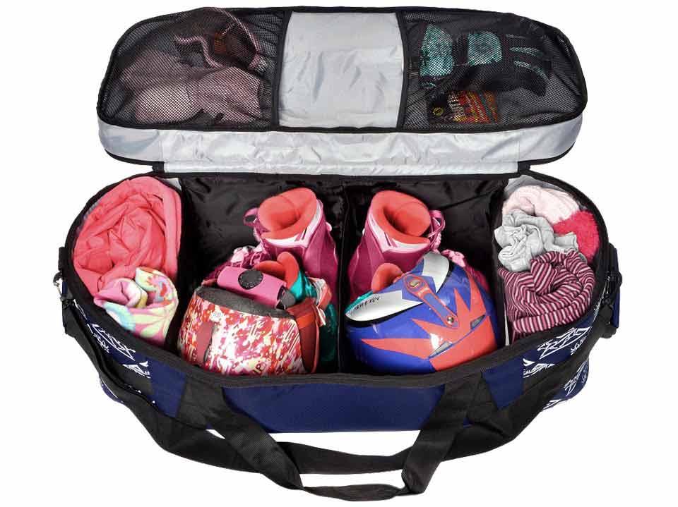 Ski Boot Duffle Bag Parents 2829