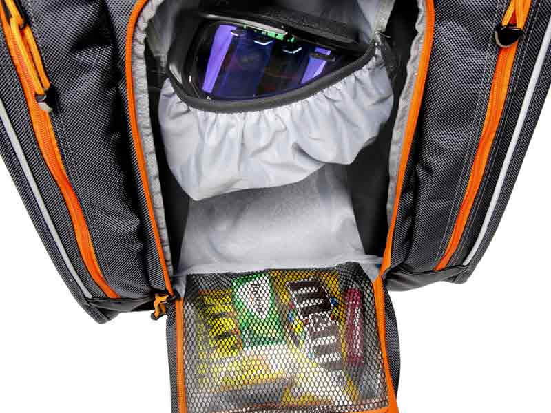 Transparent Ski Boot Bag Pocket