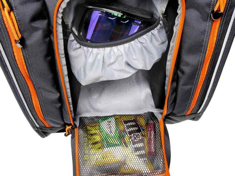 Transparent Ski Boot Bag Pocket