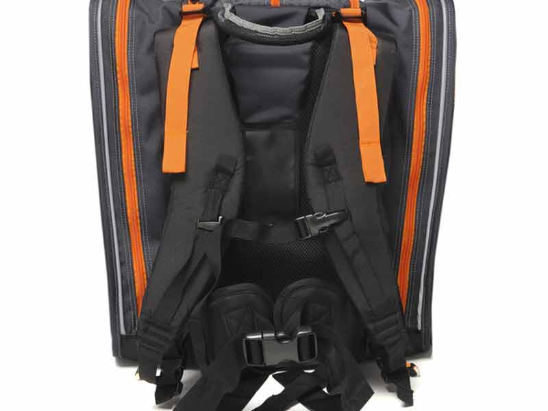 Travel Ready Ski Boot Bag
