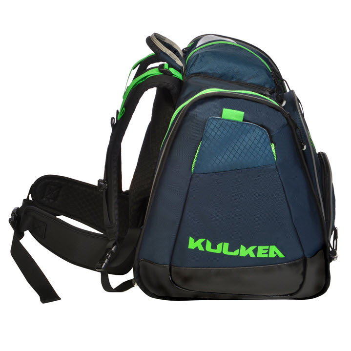Best Ski Boot Backpack 2019 Kulkea Boot Trekker Cobalt Blue Green