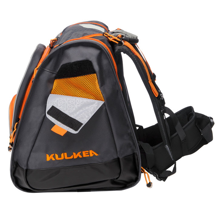 Best Ski Boot Backpack 2019 Kulkea Boot Trekker Grey Black Orange