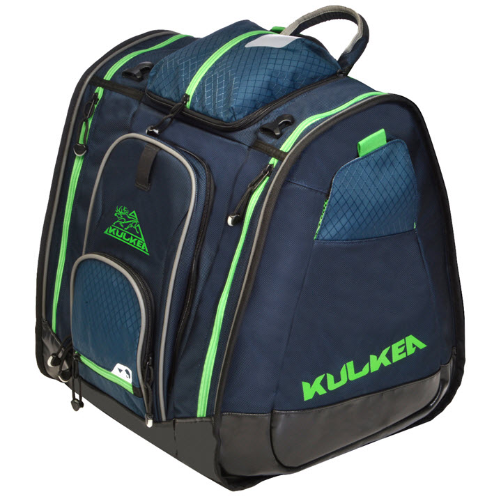 Best Ski Boot Bag 2019 Kulkea Boot Trekker Cobalt Blue Green