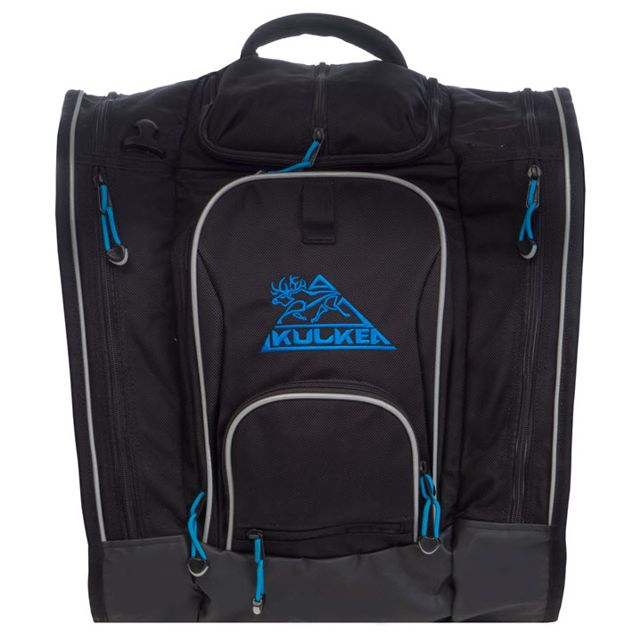 Best Ski Boot Bag 2020 Kulkea Boot Trekker Black Blue