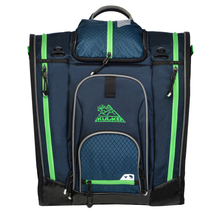 Best Ski Boot Bag 2020 Kulkea Boot Trekker Cobalt Blue Green