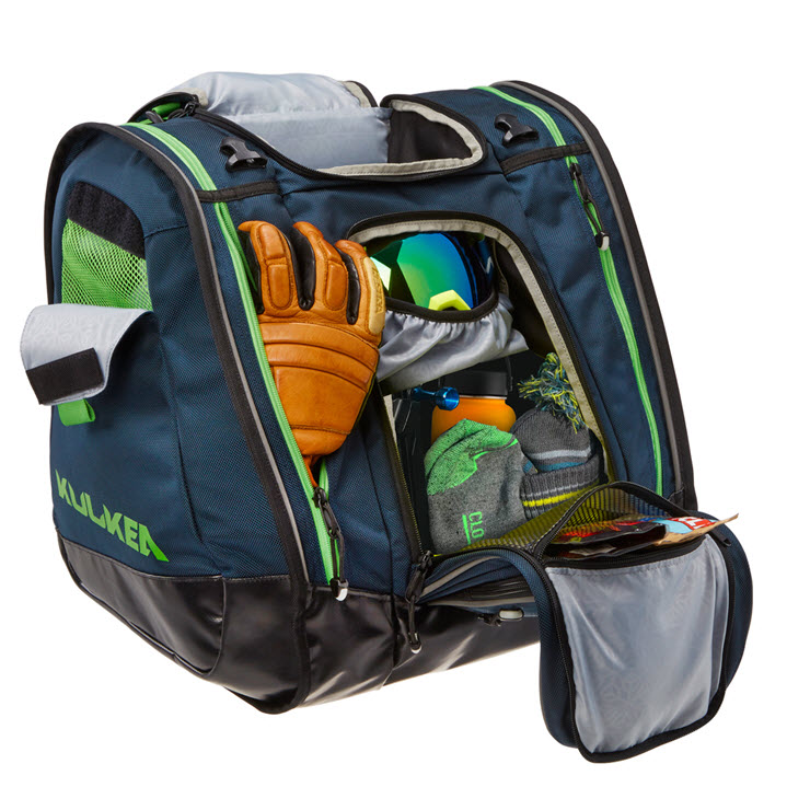 Best Ski Boot Bag Storage Kulkea Boot Trekker Cobalt Blue Green