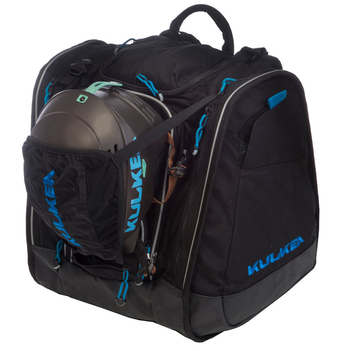 Best Ski Boot Helmet Bag Kulkea Boot Trekker Black Blue