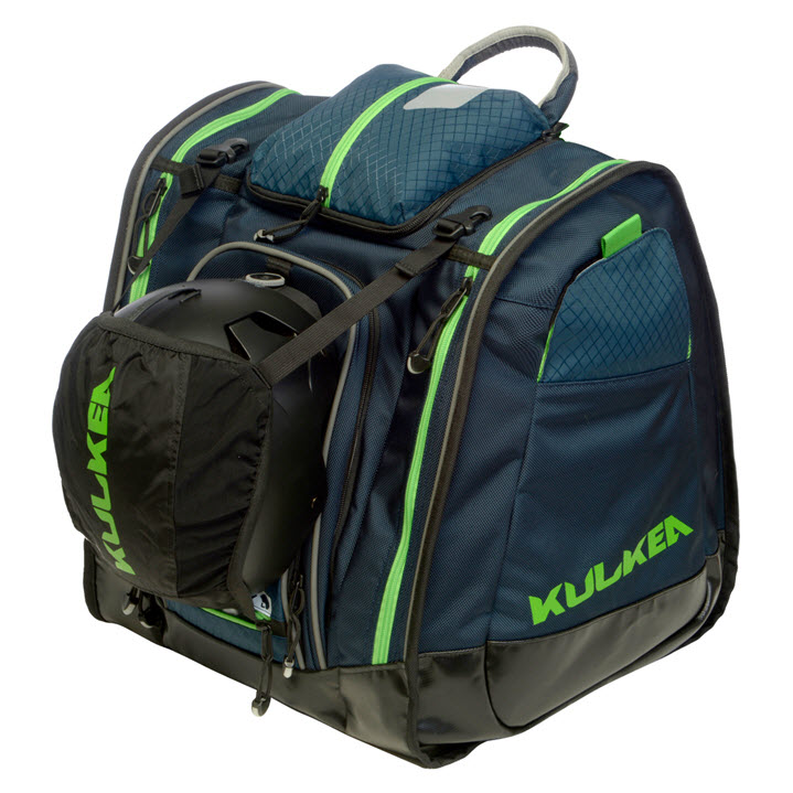 Best Ski Boot Helmet Bag Kulkea Boot Trekker Cobalt Blue Green