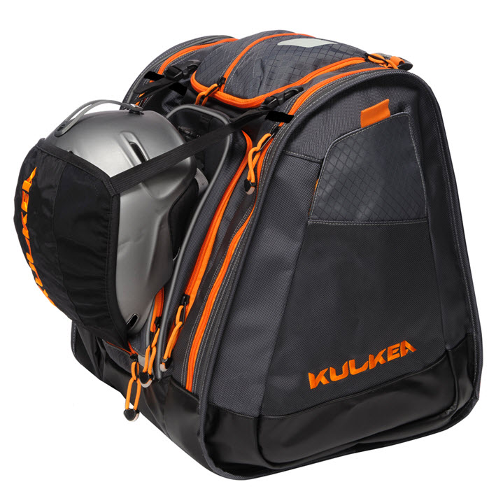 Best Ski Boot Helmet Bag Kulkea Boot Trekker Grey Black Orange