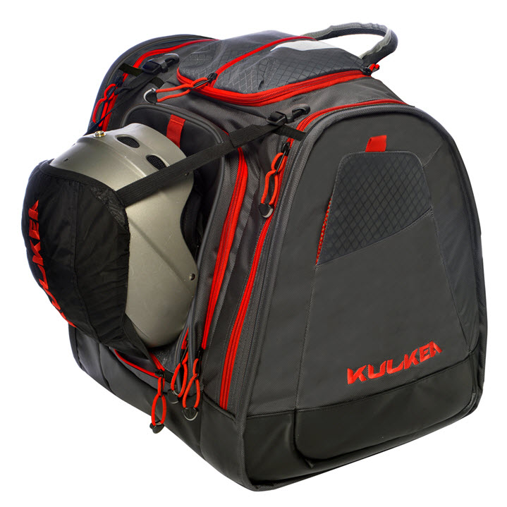 Best Ski Boot Helmet Bag Kulkea Boot Trekker Grey Black Red