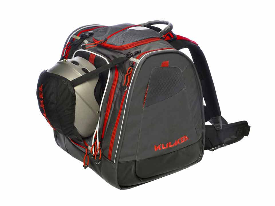 Best Ski Boot Helmet Bag Red Kulkea 2612